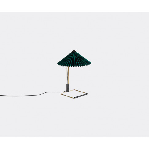 Hay Lighting - 'Matin' Table Lamp, Small In Green Co...