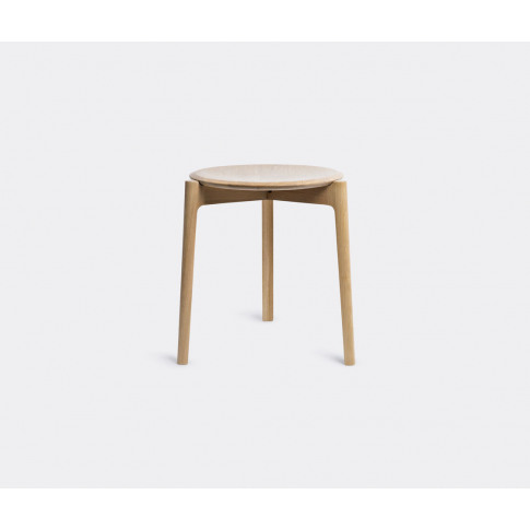 Ercol Furniture - 'Svelto' Round Stacking Stool In N...