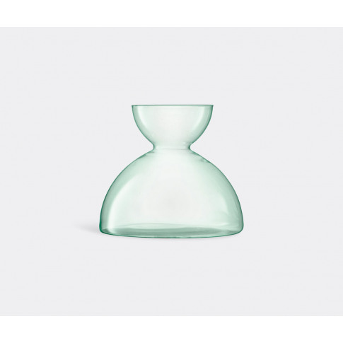 Lsa International Vases - 'Canopy' Vase, Small In Cl...