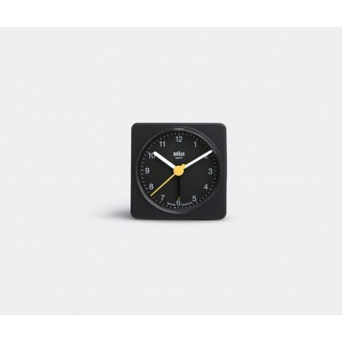 Braun Technology - 'Travel' Alarm Clock In Black Pla...
