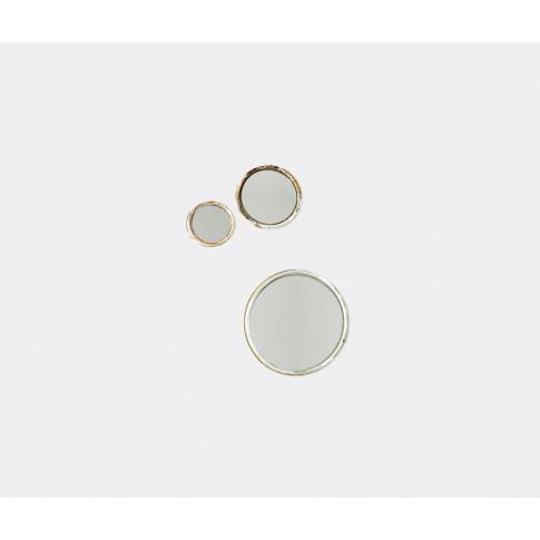 Valerie Objects Mirrors And Clocks - Set Of Three Mi...
