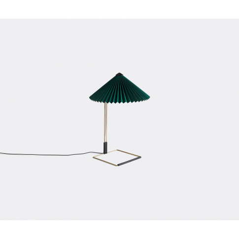 Hay Lighting - 'Matin' Table Lamp, Large In Green Co...