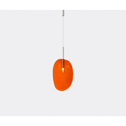 Lasvit Lighting - 'Lollipop' Pendant Light In Orange...