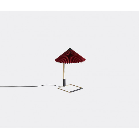 Hay Lighting - 'Matin' Table Lamp, Small In Oxide Re...