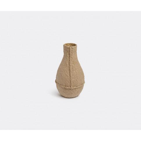 Serax Vases - 'Paperpulp' Vase Neck, Small In Brown ...