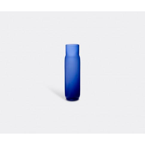 Dechem Vases - 'Bandaska' vase, tall in Cobalt Blue ...