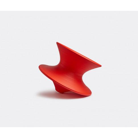 Magis Furniture - 'Spun' rocking chair, red in Red P...