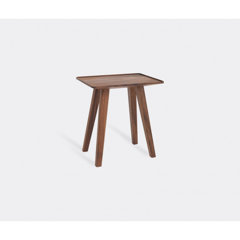 Schönbuch Seating - 'Nini' Stool, Oiled Walnut In Oi...