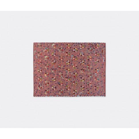 Golran 1898 Rugs - 'Trianglehex' Sweet Pink Carpet, ...