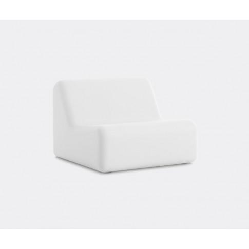 Diabla Seating - '365' Armchair, White In White 100%...