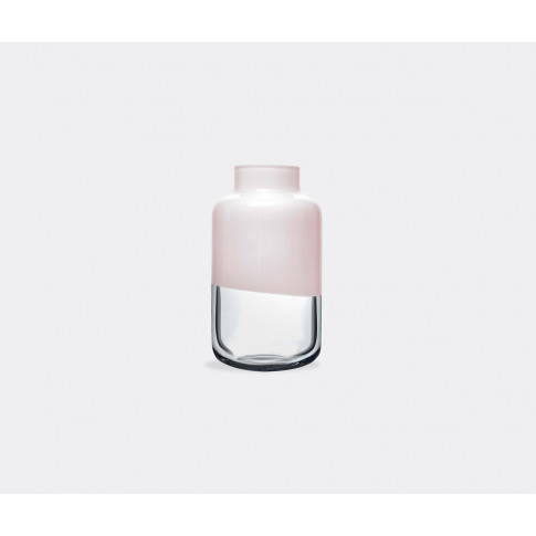 Nude Vases - 'Magnolia' Pink Vase, Medium In Opal Pi...