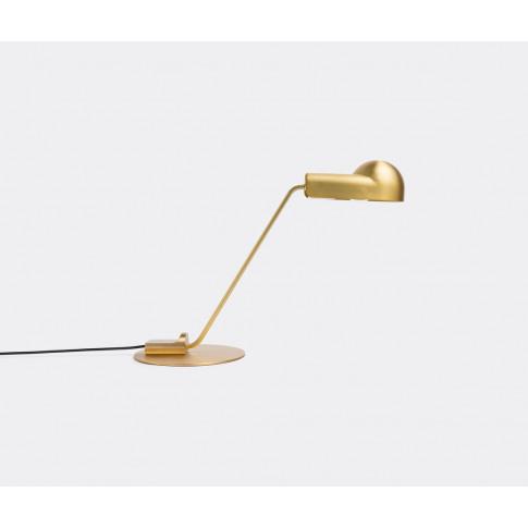 Karakter Lighting - 'Domo' Table Lamp, Eu Plug In Br...
