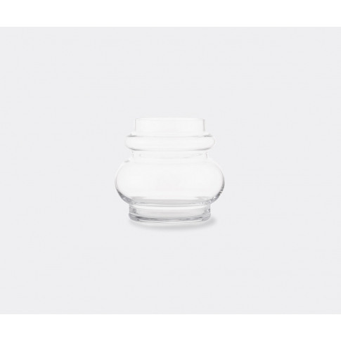 Normann Copenhagen Vases - 'Balloon' Vase, M, Clear In Clear Glass