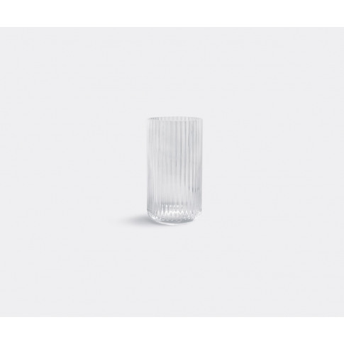Lyngby Porcelæn Vases - Glass Vase, Medium In Clear ...