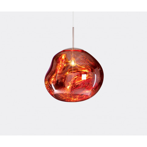 Tom Dixon Lighting - 'Melt' Pendant Light, Copper In...