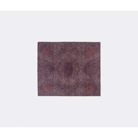 Golran 1898 Textile & Rugs - 'Tumulte' purple in Pur...