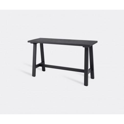 Schönbuch Furniture - 'Alma' Bench, Black In Black S...