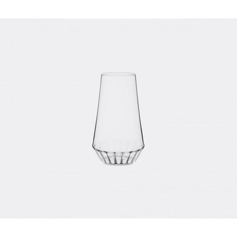 Fferrone Design Vases - 'Rossi' Vase, Medium In Clea...