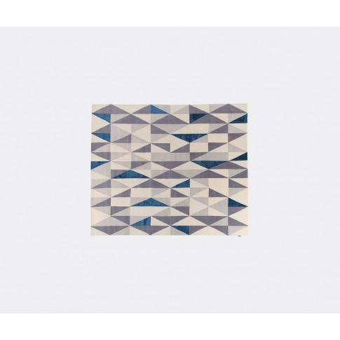 Amini Carpets Rugs - 'Diamantina' Rug, Blue In Blue ...