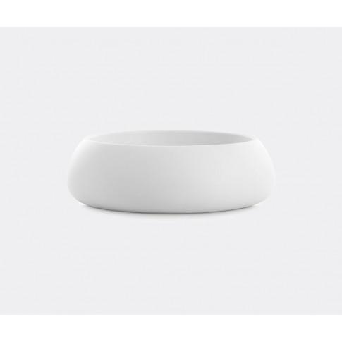 Diabla Vases - 'Gobi 4' Planter In White 100% Recycl...