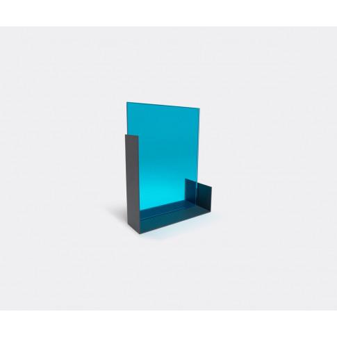 Tre Product Mirrors And Clocks - 'Mood Mirror', Turq...