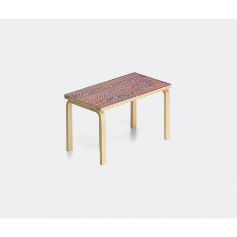 Artek Furniture - 'Bench 153b', Pink In Pink/Purple ...