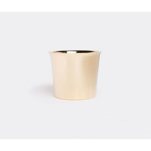 Hay Vases - 'Botanical' Family Pot, Large In Brass B...
