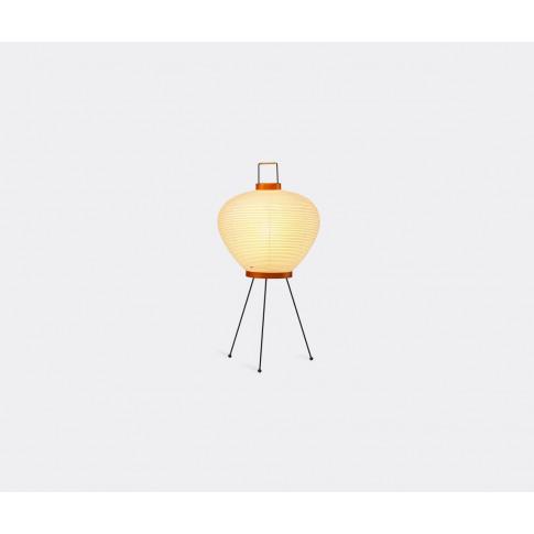 Vitra Lighting - 'Akari 3a' Table Lamp In White Wash...