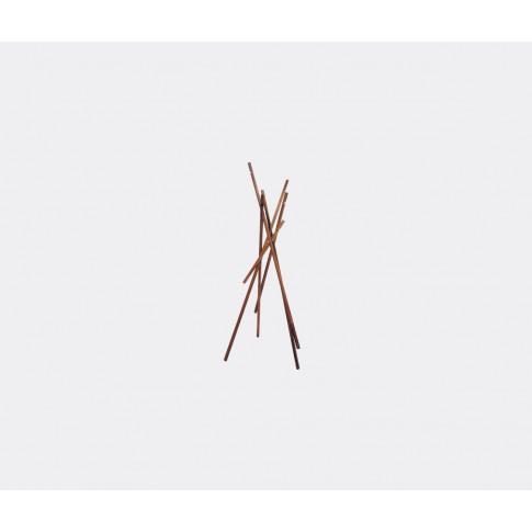 Schönbuch Furniture - 'Sticks' coat stand, walnut in...