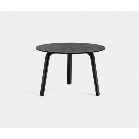 Hay Tables And Consoles - Bella' Coffee Table, Medium In Black Oak