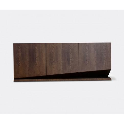 Ikonik Home Furniture - 'Brinkk' Sideboard, Veneer B...