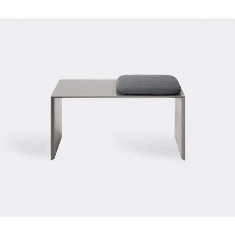 Schönbuch Furniture - 'Add On' Bench, Grey In Stone ...