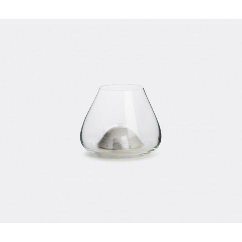 Gumdesign Vases - 'Cumuli A' Vase In White, Clear Bi...