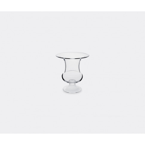 Holmegaard Vases - 'Old English' Vase, Medium In Cle...