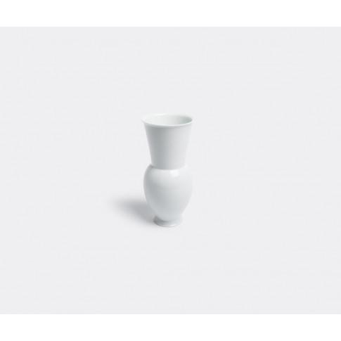 KPM Berlin Vases - 'Halle Vase 2' in White Porcelain
