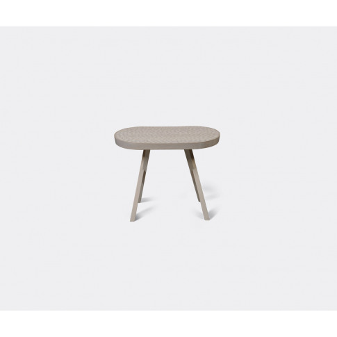 Zanat Seating - 'Touch Pill' Stool, Maple In Maple W...