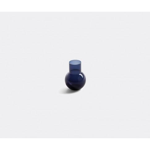 Poltrona Frau Vases - 'Blue Pallo' Vase, Small In Bl...