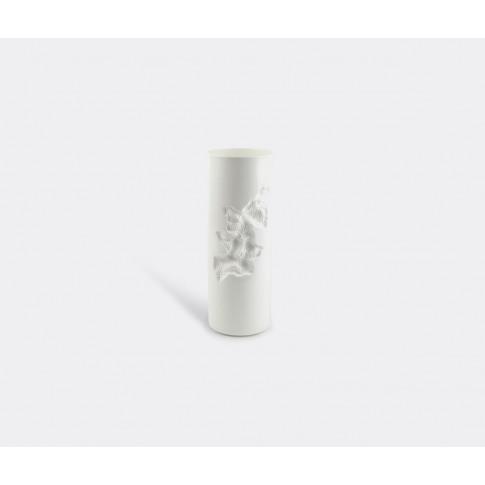 1882 Ltd Vases - 'Postive' Vase In White Porcelain