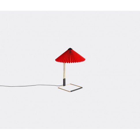 Hay Lighting - 'Matin' Table Lamp, Small In Bright R...