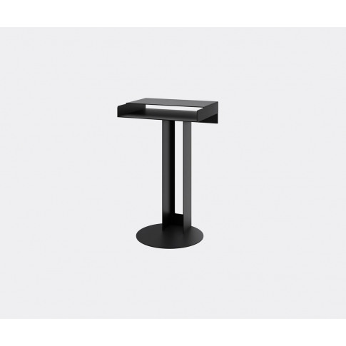 New Tendency Furniture - 'Meta' side table, black in...