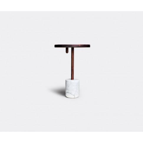 Luce di Carrara Furniture - 'Monolithos' side table ...