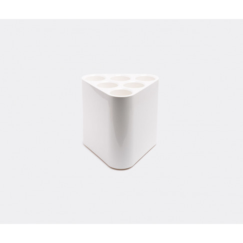 Magis Furniture - 'Poppins' umbrella stand, white in...