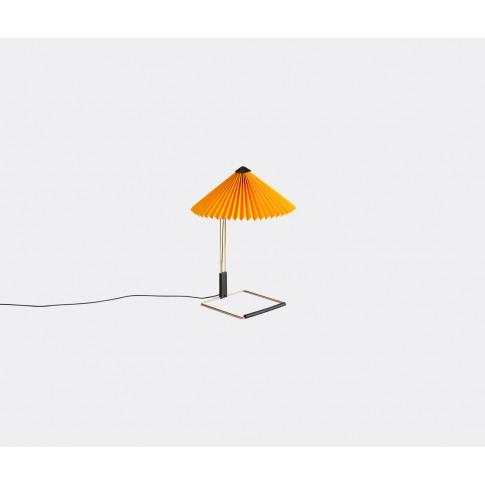Hay Lighting - 'Matin' Table Lamp, Small In Yellow C...