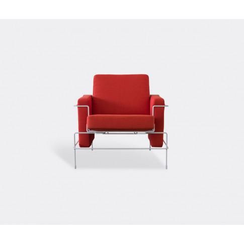 Magis Seating - 'Traffic' Armchair In White, Orange ...
