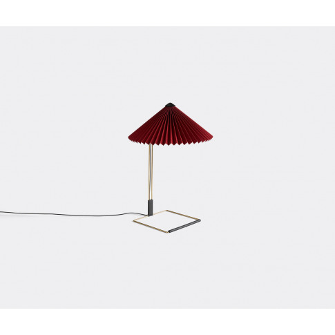 Hay Lighting - 'Matin' Table Lamp, Large In Oxide Re...