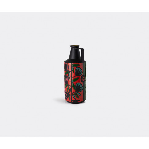 Nuove Forme Vases - 'Flower' Vase In Matte Black, Sh...