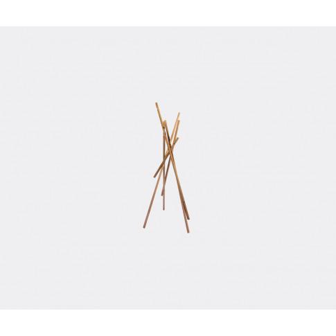 Schönbuch Furniture - 'Sticks' coat stand, oak in oi...