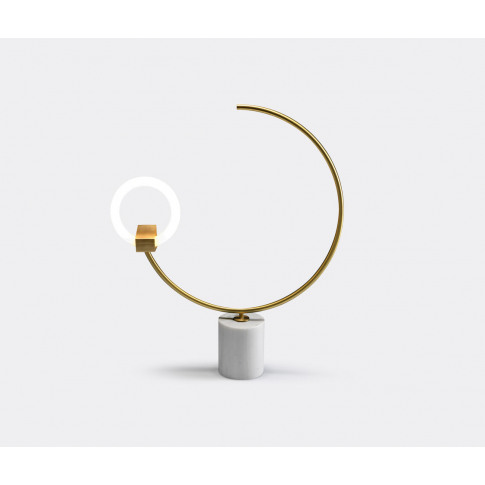 CT Lights Lighting - 'Arges' table and floor lamp, w...