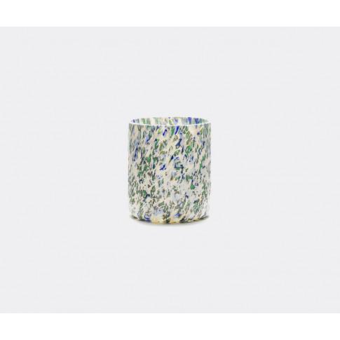 Stories of Italy Glassware - 'Macchia Su Macchia' va...