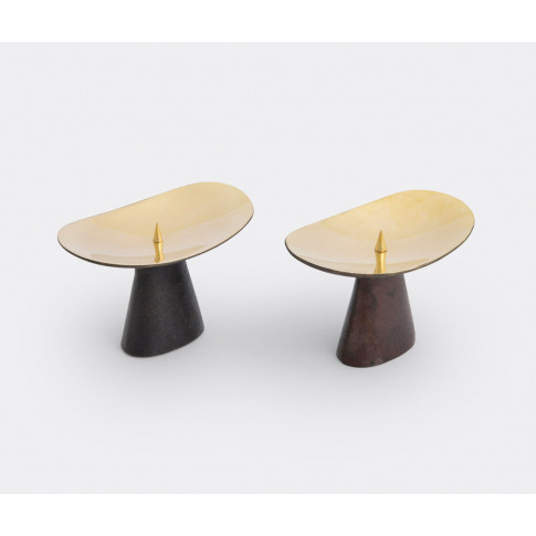 Carl Aubock Candlelight And Scents - Candleholders I...